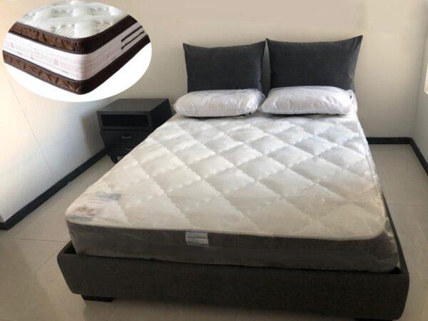 Colchon pillow top